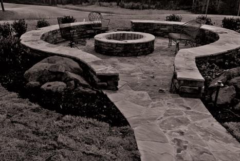 Reward Builders - Outdoor Living, Stone Patio