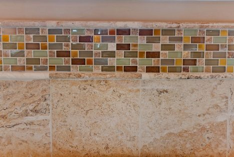 Reward Builders - Owner's Suite, Master bathroom, Owner's bathroom, Custom tile